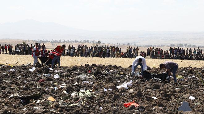 Un avion d'Ethiopian Airlines s'écrase avec 157 personnes à bord: au moins une Belge parmi les victimes