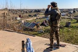 Lutte contre l'Etat islamique - Les forces antidjihadistes reprennent leur assaut décisif contre l'EI