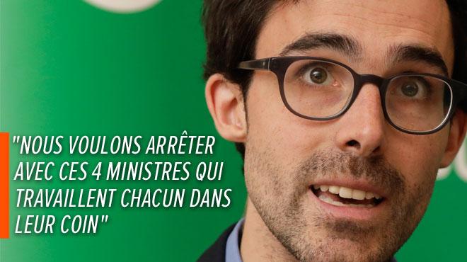 Quatre ministres gèrent le climat en Belgique: voici la proposition de Groen
