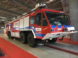Nouvelles casernes pour les pompiers de Brussels Airport