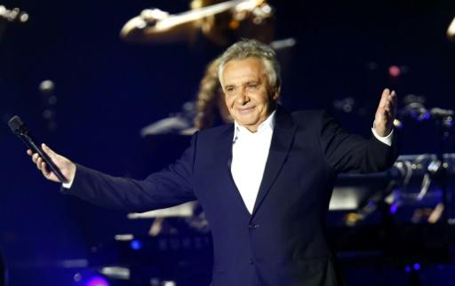 Michel Sardou de retour au théâtre