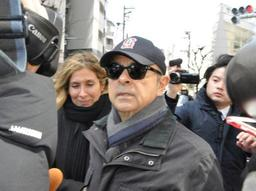 Enquête ouverte sur les conditions du mariage de Carlos Ghosn à Versailles