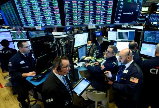 Wall Street, aidée par les valeurs technologiques, rebondit