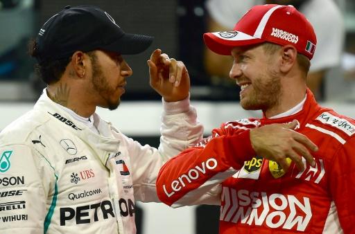 F1: Vettel et Hamilton pour un nouveau duel, Leclerc pour préparer l'avenir