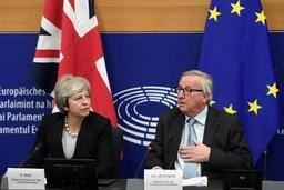 Brexit - Il n'y aura pas de troisième chance si le vote de demain échoue, avertit Juncker