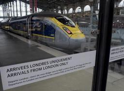 Les trains internationaux de moins en moins à l'heure