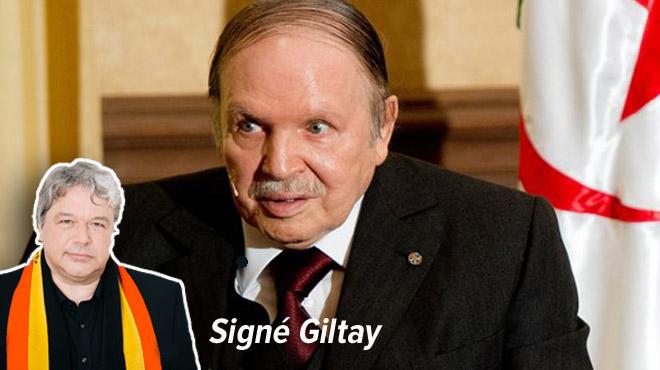 L'édito de Christophe Giltay: Bouteflika, ruse ou raison?