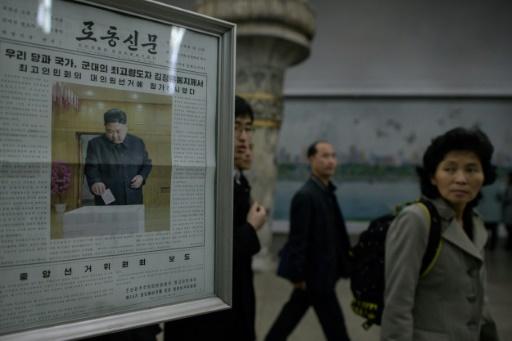Législatives en Corée du Nord: participation de 99,99%, selon KCNA