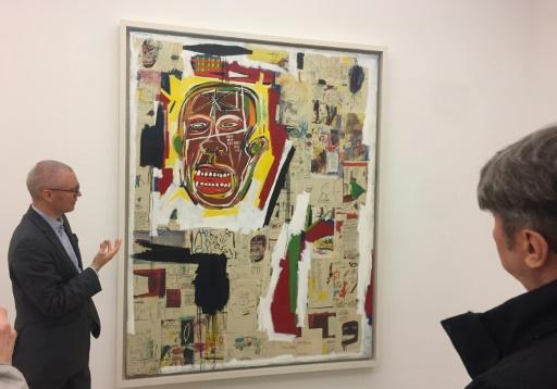 Basquiat et le photocopieur, expo insolite à New York
