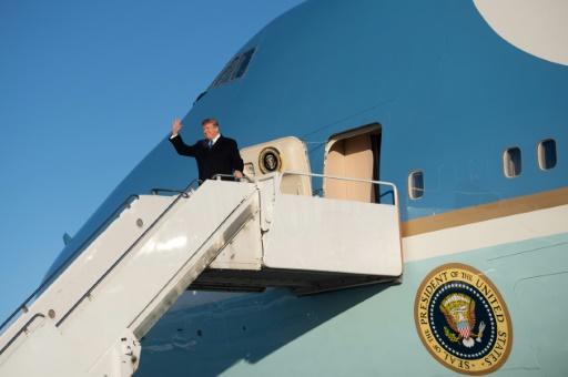 Trump déplore que les avions soient devenus