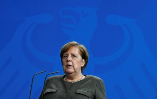 5G : Merkel promet de consulter Washington sur sa possible collaboration avec Huawei