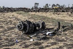 Crash aérien en Ethiopie: