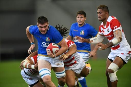Six Nations: les Italiens voient l'équipe de France