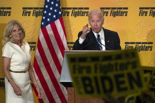 Joe Biden esquisse sa candidature à la Maison Blanche