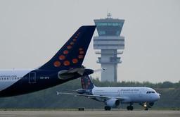 Brussels Airlines retarde une douzaine de vols en raison des tensions chez Skeyes