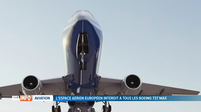Crash d'avion en Ethiopie: le Boeing 737 Max interdit dans TOUT l'espace aérien européen