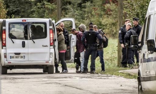 Grande-Synthe: l'évacuation du camp de migrants en septembre 2017 jugée illégale