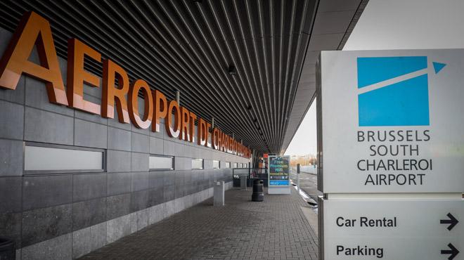 Grève des contrôleurs aériens: l'aéroport de Charleroi paralysé jusque 8h