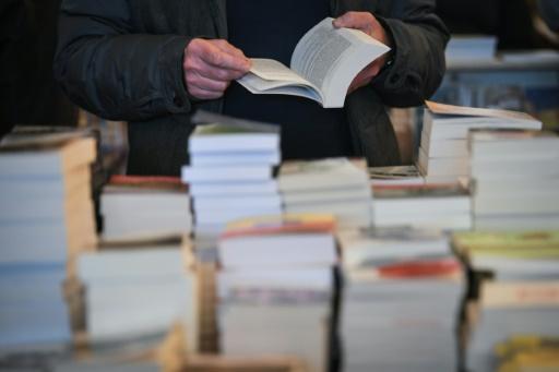 Les Français toujours aussi nombreux à lire