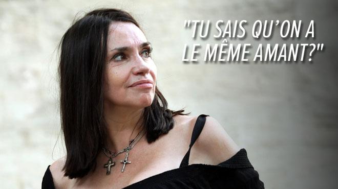 Béatrice Dalle raconte avoir partagé