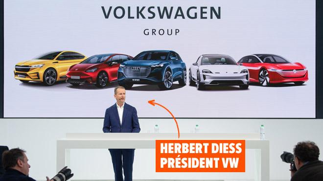 VW a besoin d'argent pour financer la voiture électrique et autonome: plus de 5000 emplois seront supprimés