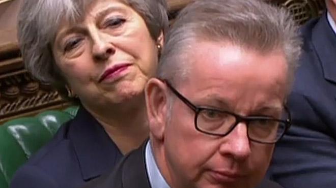Brexit : les députés britanniques disent ne pas vouloir de no-deal