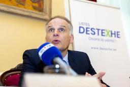 Plus de 350 personnes ont pris part au lancement des listes Destexhe