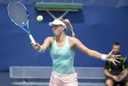 WTA Guadalajara - Yanina Wickmayer éliminée au deuxième tour