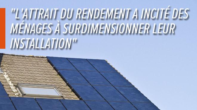Les Belges utilisent très mal leurs panneaux solaires: deux chercheurs proposent une