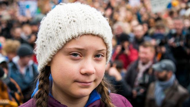 Climat: la jeune Suédoise Greta Thunberg proposée pour le Nobel de la paix
