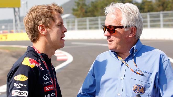 Une figure de la Formule 1 s'est éteinte: Charlie Whiting est décédé à 66 ans