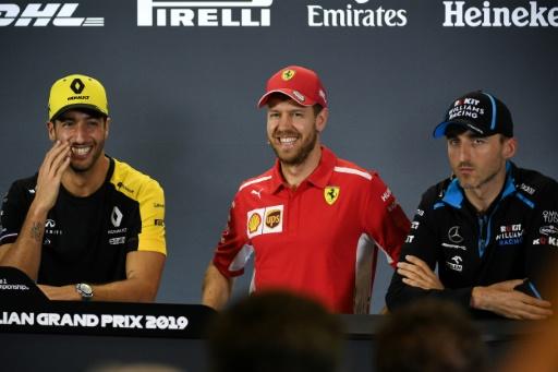 GP d'Australie: la saison 2019 de F1 va livrer son premier verdict