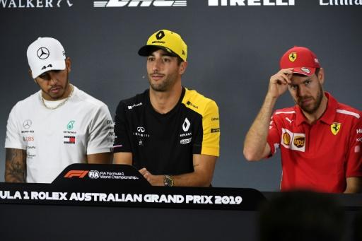F1: le point du meilleur tour en course