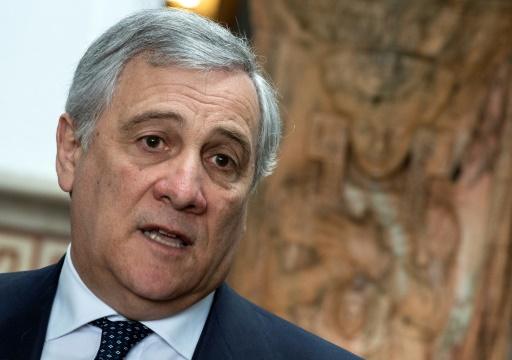 Polémique en Italie après des déclarations de Tajani sur Mussolini