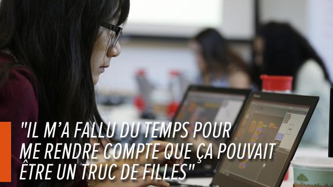 Malgré la pénurie, les femmes informaticiennes sont toujours aussi rares: pourquoi?