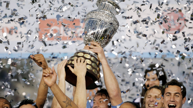 Une première pour la Copa America, organisée dans deux pays en 2020