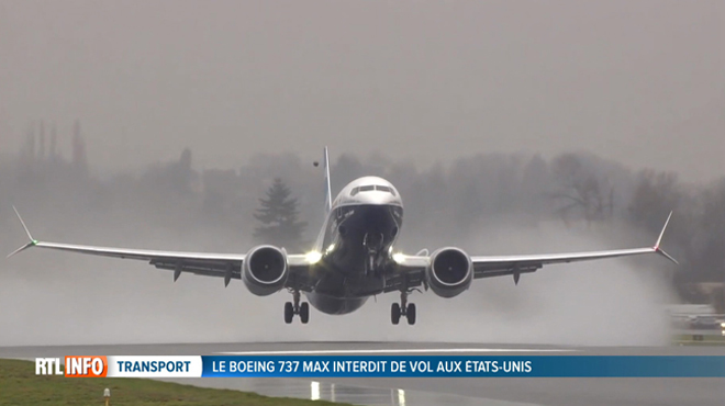 Les Boeing 737 MAX cloués au sol: une importante perte financière pour l'agence de voyage TUI