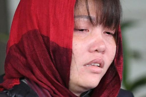 Assassinat du demi-frère de Kim: désespoir des proches d'une Vietnamienne, désormais seule accusée