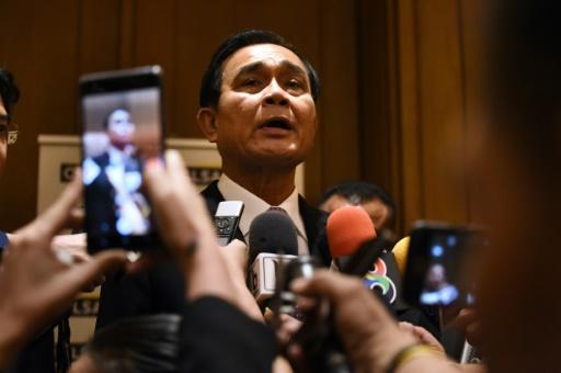 Loi sur la cybersécurité en Thaïlande: le chef de la junte se veut rassurant
