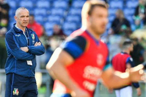 Six nations: l'Italie change 5 joueurs contre la France, première pour Zanon