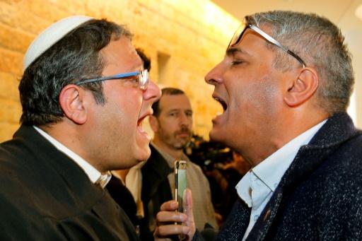 Israël: pugilat verbal entre candidats juif et arabe avant les élections