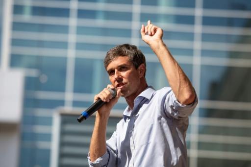Beto O'Rourke, jeune premier démocrate, candidat à la Maison Blanche