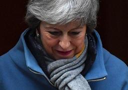 Les députés votent pour un report du Brexit et un nouveau vote sur l'accord de retrait