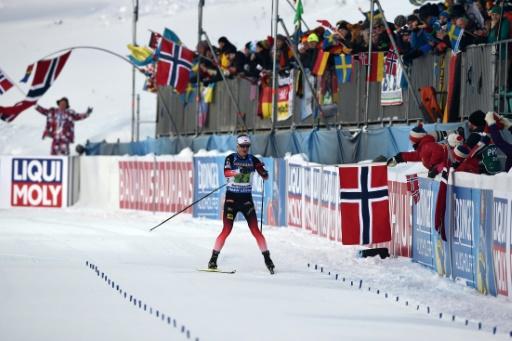 Mondiaux de biathlon: Boe relance la machine