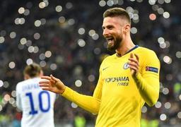 Europa League - Chelsea et Naples valident leur place en quarts de finale