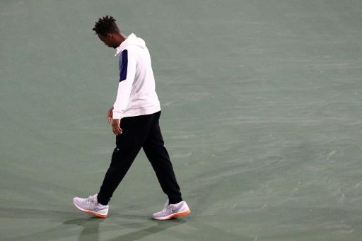 Tennis: Monfils déclare forfait pour son quart de finale à Indian Wells