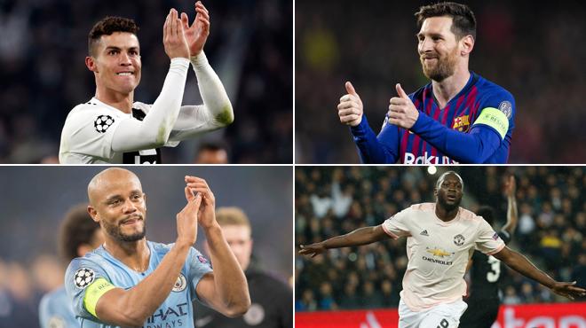 Tirage de la Ligue des champions: le Barça et la Juventus au milieu des ténors anglais (direct 12h)