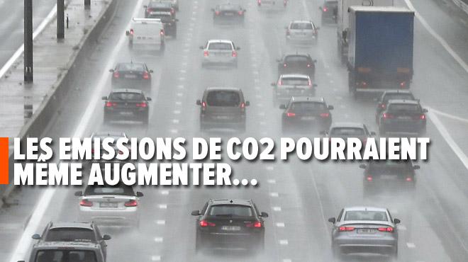 La Belgique est à mille lieues de ses objectifs climatiques...