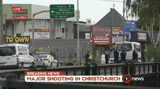 Mosquées en Nouvelle-Zélande: le tireur a diffusé l'attaque en direct, publié un