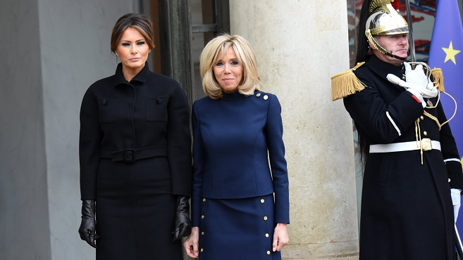 Brigitte Macron: la rencontre avec Melania Trump qui lui a laissé un goût amer...